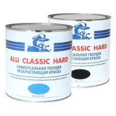 Твердая необрастающая краска ALU Classic Hard